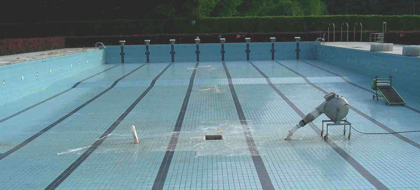 Piscina Olimpica – Gallarate