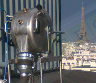 INTEC sui tetti di Parigi